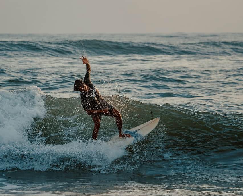 Bali Canggu Surfer