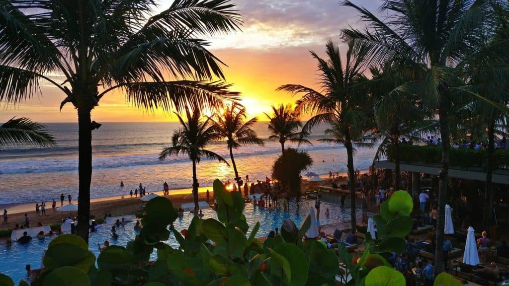Pool Club Bali