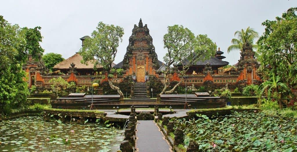 Sarawati Ubud in Bali