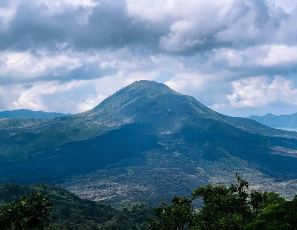 Mt Batur in Bali