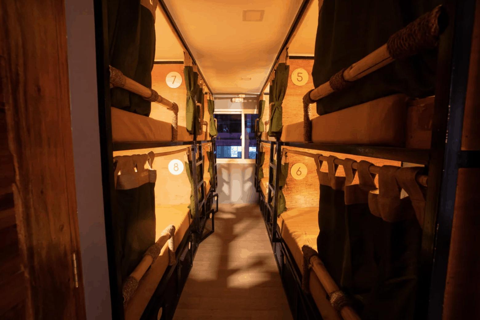 Bam Bam Hostel Coron