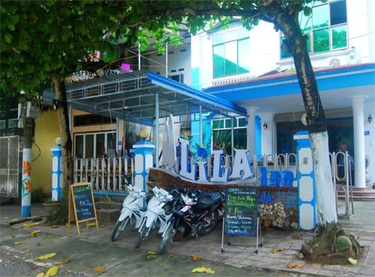 Lila in Ha Giang