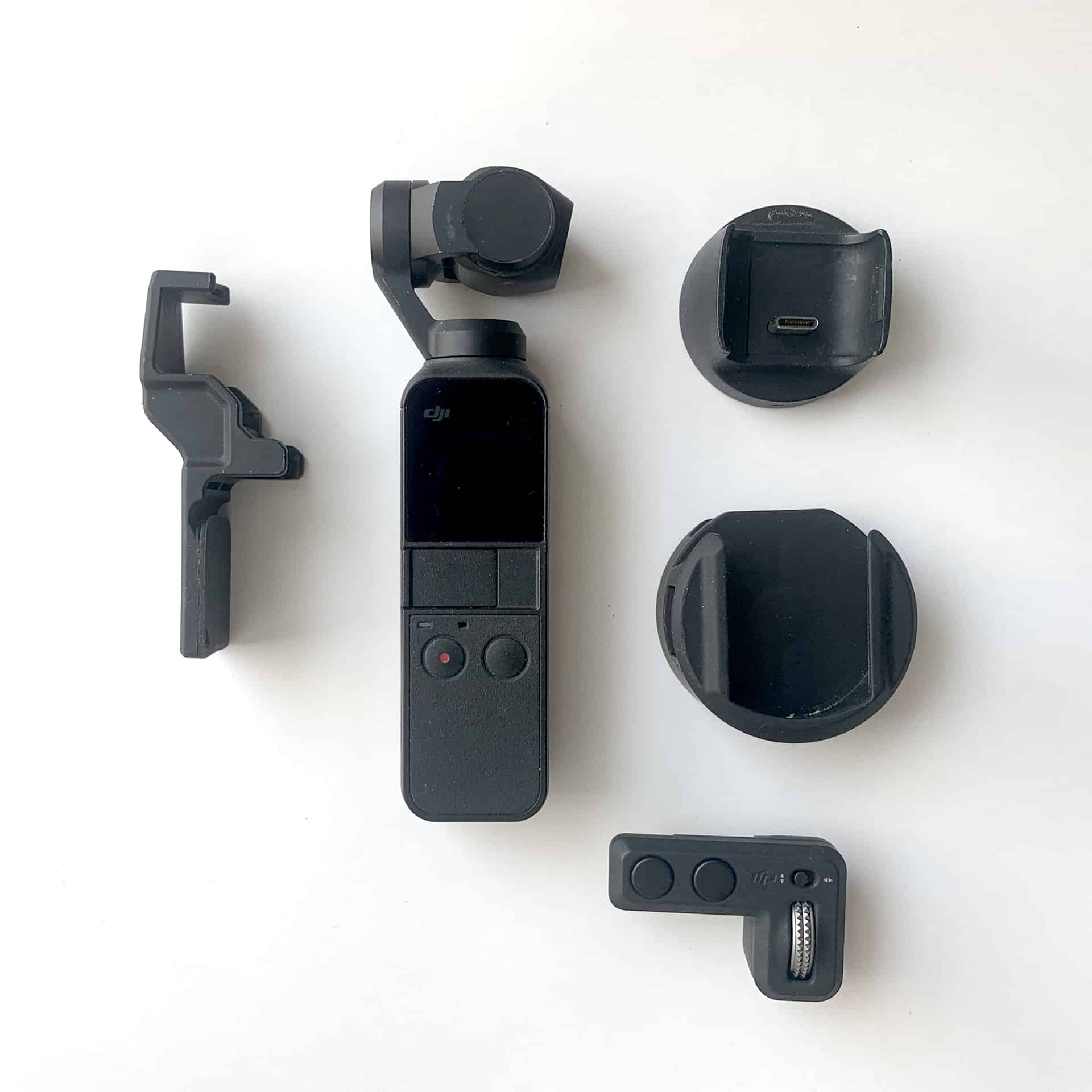 Osmo Pocket and Accessories