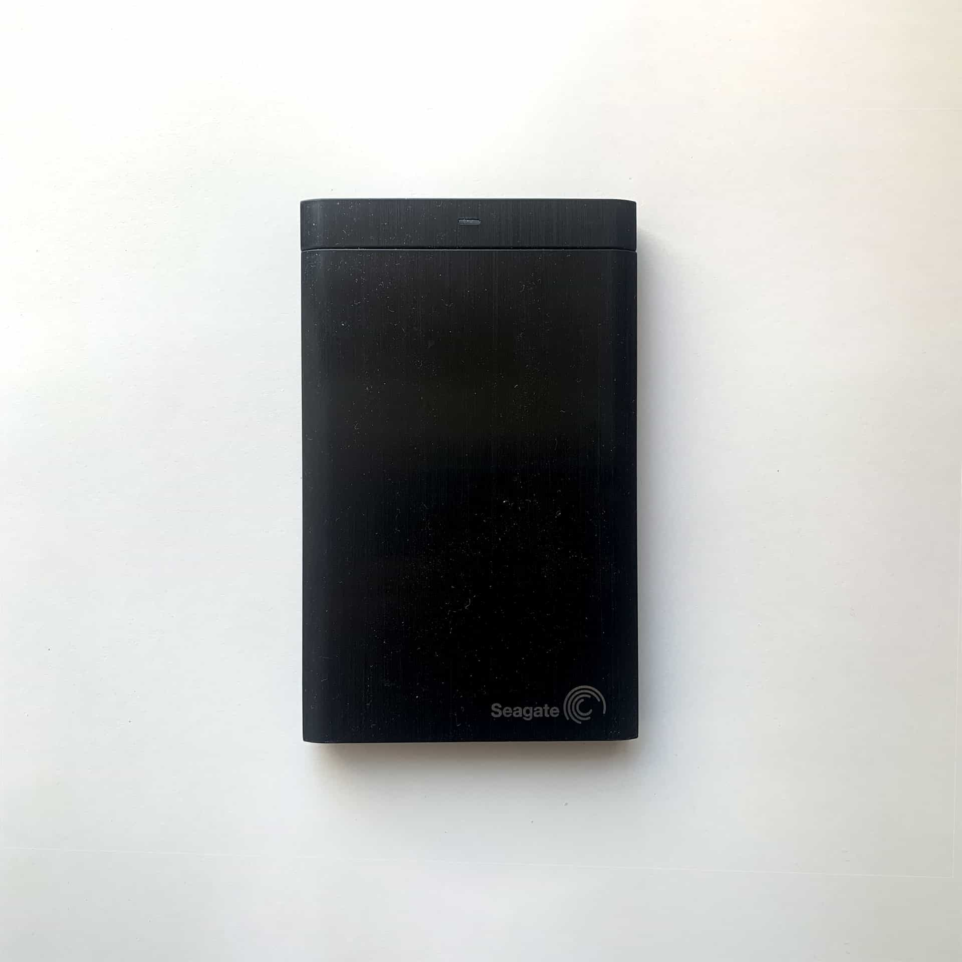 Segate Portable HD