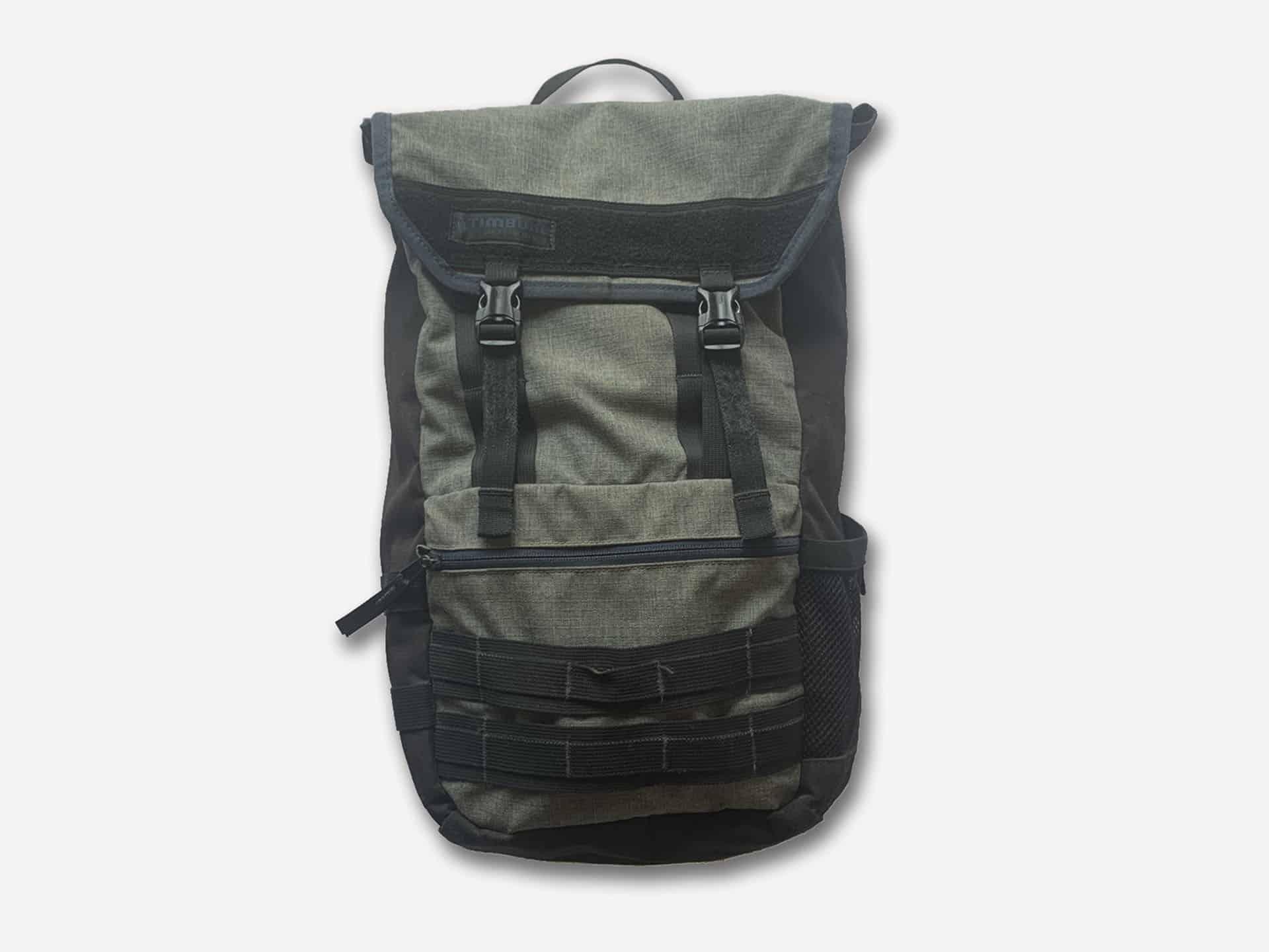 Timbuktu Backpack - Travel Essentials List