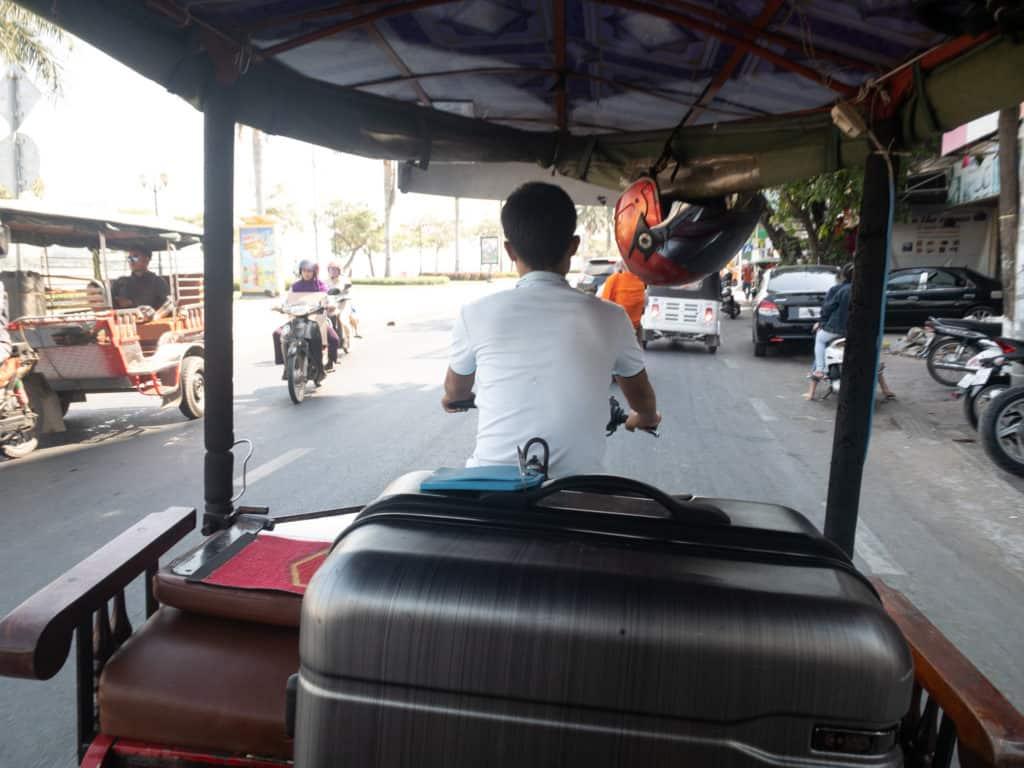 Tuk Tuk Cambodia - Uber Cambodia
