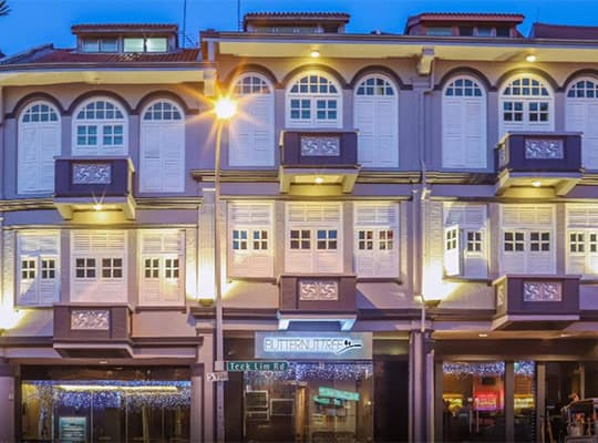 Butternut Tree Hotel Singapore