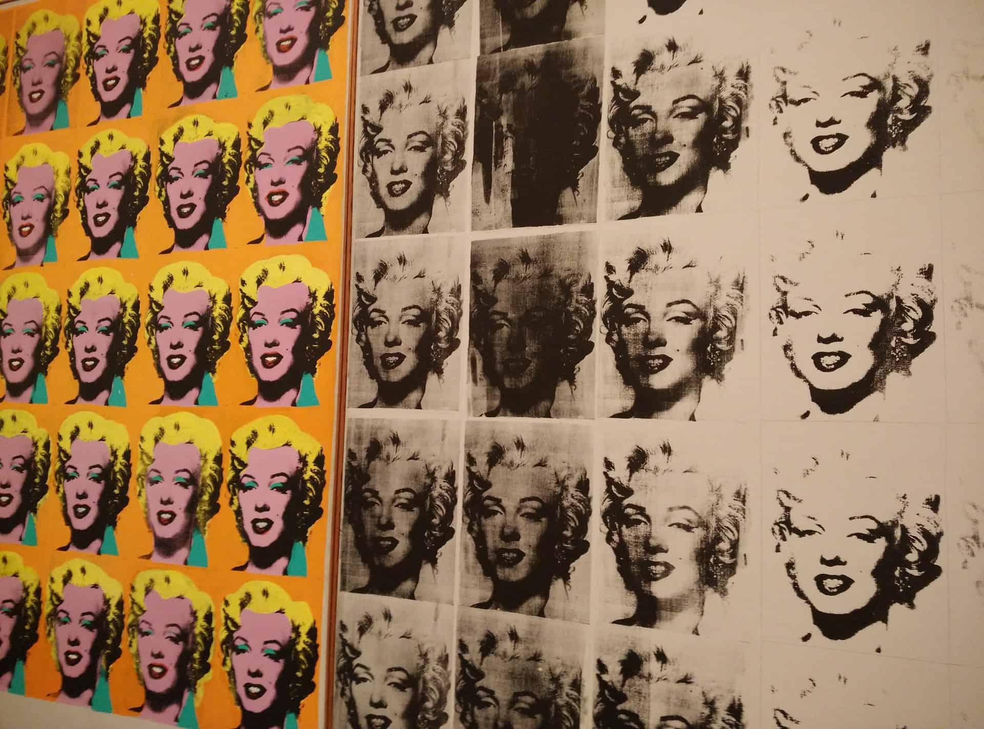 Warhol Print