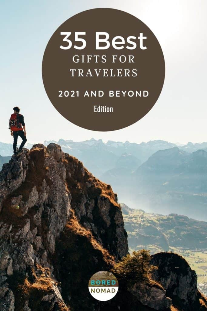 35 Best Gifts for Travels 2021